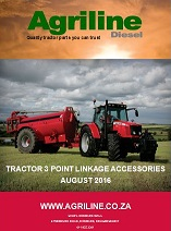 Agriline three point hitch catalogue