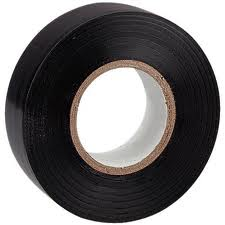 PVC insulation tape black Nitto