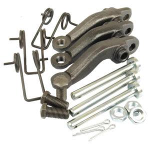 Clutch finger repair kit 11