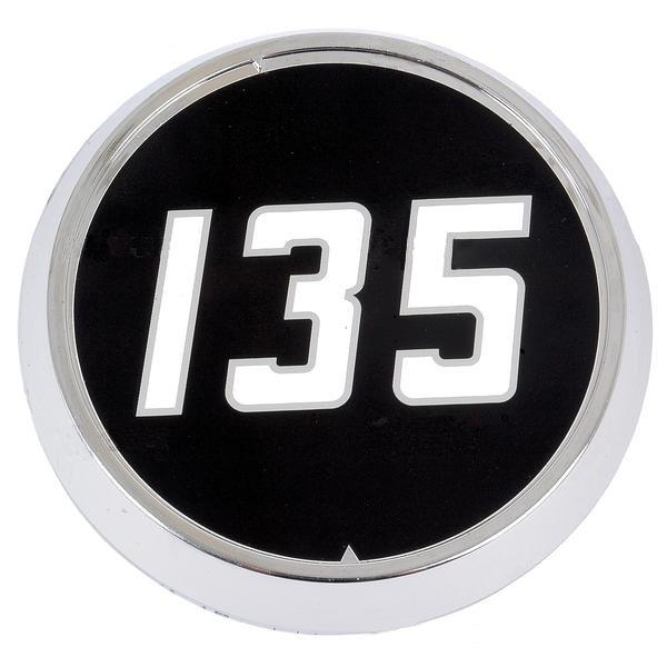 Body medallion 135